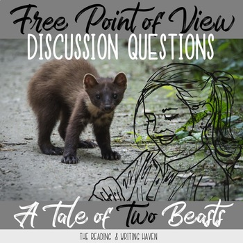 Point of View Questions for A Tale of Two Beasts