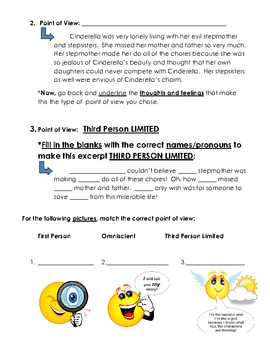 Point of View Quiz