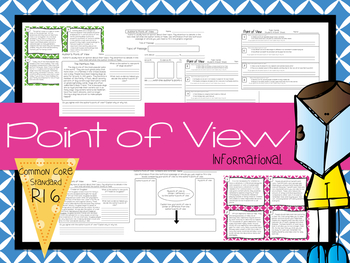 Point of View RI6 Informational Resources