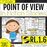 Point of View 1st Grade RL.1.6 with Digital Learning Links - RL1.6