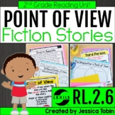 Point of View Activities 2nd Grade RL2.6- with Digital Dis