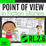 Point of View Activities 2nd Grade RL.2.6 with Digital Lea