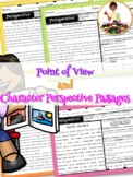 Point of View Reading Comprehension RL2.6   Reading Compre