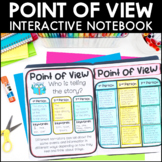 Point of View - Reading Interactive Notebook | Distance Learning