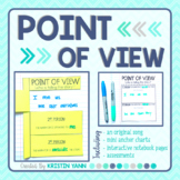 Point of View Resources: Interactive Notebook, Assessments