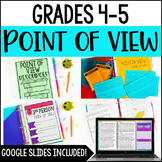 Point of View Activities with Google Slides™ Activities fo