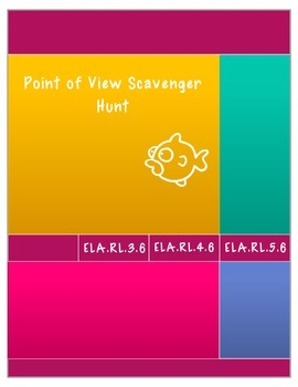 Point of View Scavenger Hunt