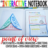 Interactive Notebook-Point of View Collection