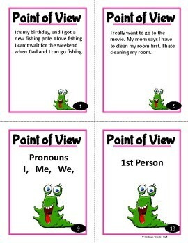 Point of View Spoons Game 3 Games Included