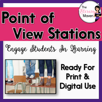 Point of View Stations - Hands-on Skill Reinforcement