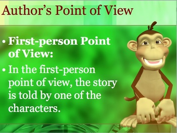 Point of View Story Elements
