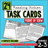 Point of View Task Cards (Differentiated) *DISTANCE LEARNI