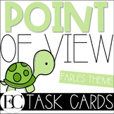 Point of View Task Cards Fable Edition