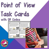 Point of View Task Cards: First or Third Person and Identifying the Narrator