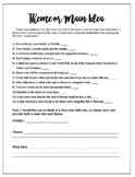 Point of View/Theme/Main Idea Worksheets