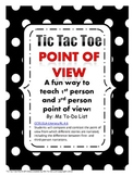 Point of View Tic Tac Toe Game