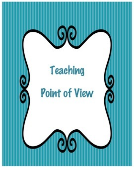 Point of View Unit - Common Core Aligned!