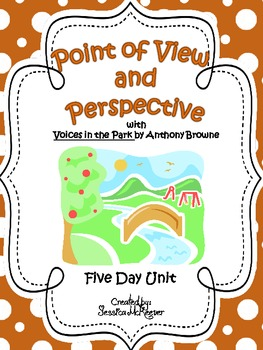 Point of View Unit w/ Voices in the Park