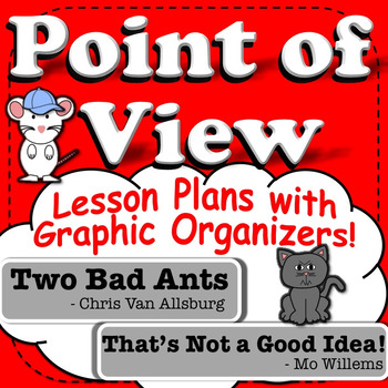 Point of View Unit with Lesson Plans