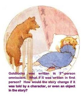 Point of View Using Goldilocks