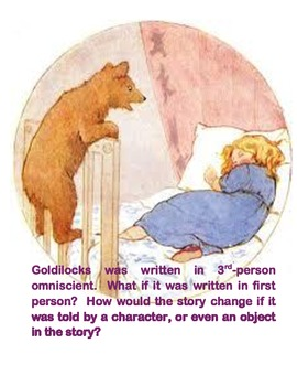 Point of View Using Goldilocks