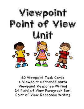 Point of View & Viewpoint Unit