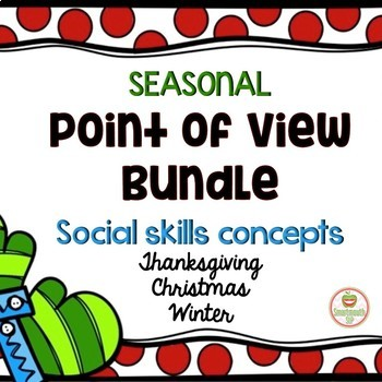 Social Skills Point of View Bundle