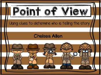 Point of View - anchor charts