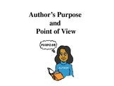 Point of View and Author's Purpose