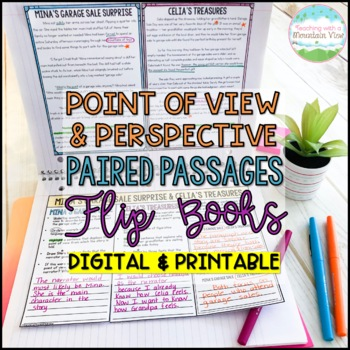 Point of View and Perspective Paired Passages