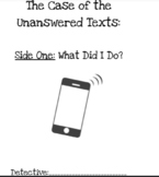 Point of View and Perspective: The Case of the Unanswered Texts