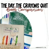 Activities for The Day the Crayons Quit