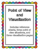 Point of View and Visualization Reading Strategies RL 4.3 Printable!