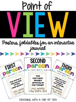 Point of View {for BIG kids!}