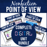 Point of View in Nonfiction DIGITAL BUNDLE | Distance Learning