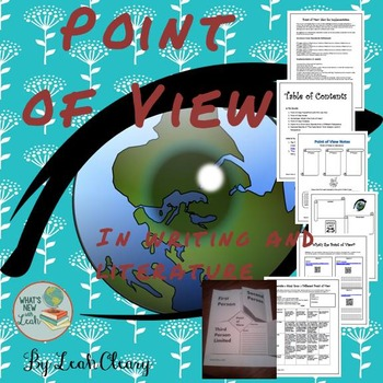 Point of View in Reading and Writing