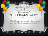 """Character Perspective in """"The Stolen Party"""""""