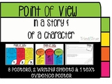 Point of View of a Story and of a Character ~ Middle and High School