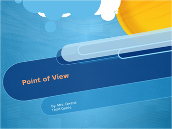 Point of View ppt.