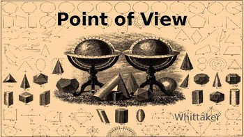 Point of View presentation using Concept Attainment Model