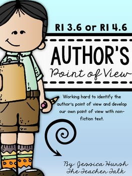 Point of View with Non-fiction RI 3.6