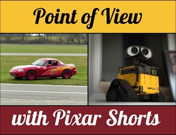 Point of View with Pixar Shorts