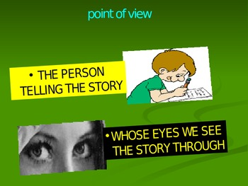 Point of View with Worksheet