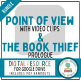 Point of View with YouTube & Book Thief Prologue Bundle- G
