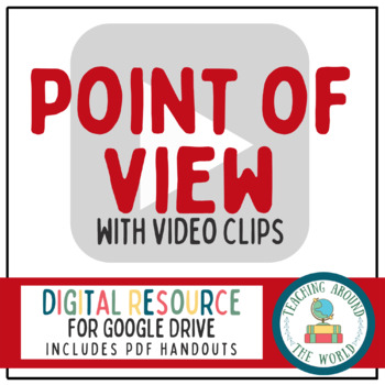 Point of View with YouTube clips- Google Drive Compatible