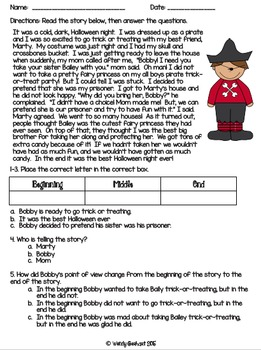 Point of View worksheet by Shaping Sharp Minds | TpT