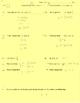 Point slope, slope intercept form writing equations practi