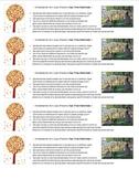 Pointillism - Fall Tree Painting