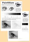 Pointillism Worksheet