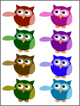 Pointing Owl Sign: The School Counselor is...